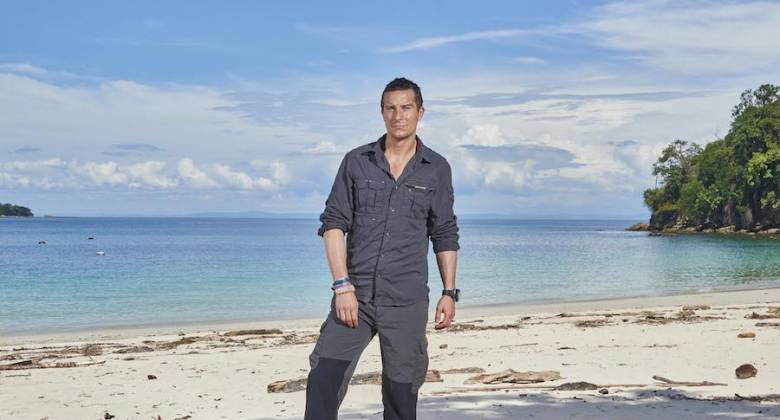 The Island With Bear Grylls