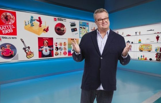 The Toy Box Eric Stonestreet