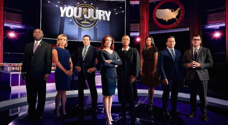 You The Jury Fox 2017