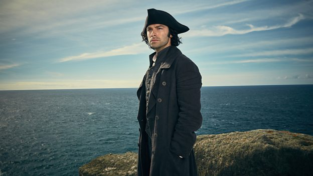 Aidan Turner Poldark Series Three
