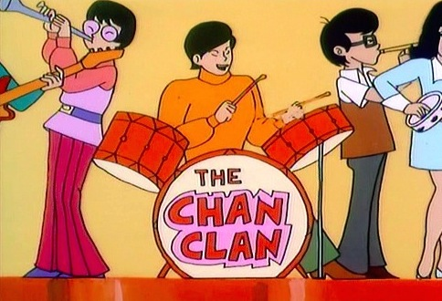 Amazing Chan and the Chan Clan