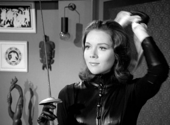 Classic TV Heroines Diana Rigg