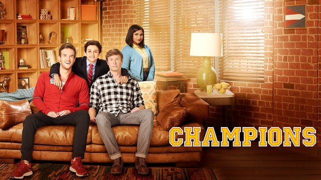 Champions (NBC 2018, Anders Holm, Andy Favreau)
