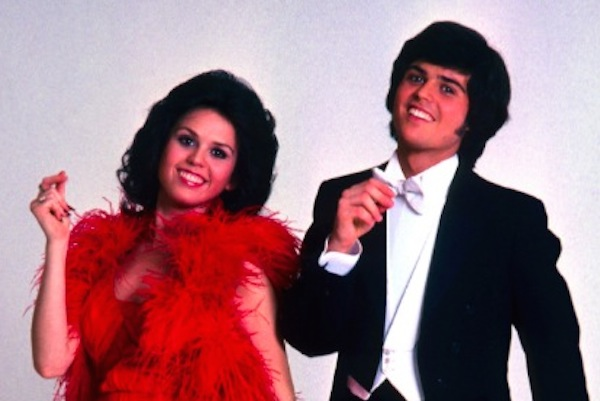 Donny and Marie Show ABC 1976-1979