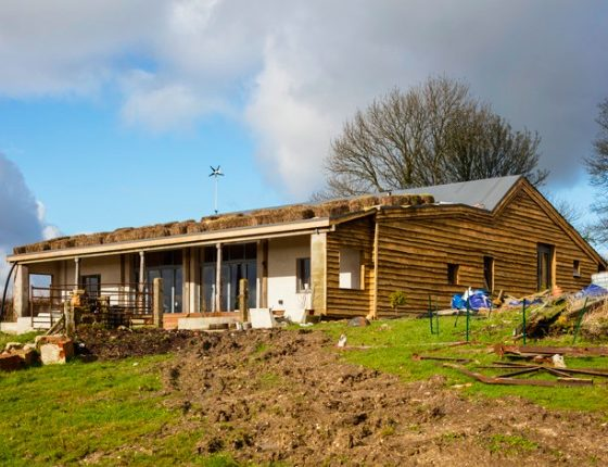 Grand Designs Revisit Somerset Cowshed