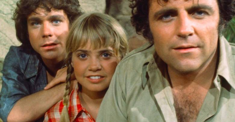 Land of the Lost (NBC 1974-1976, Spencer Milligan, Wesley Eure)