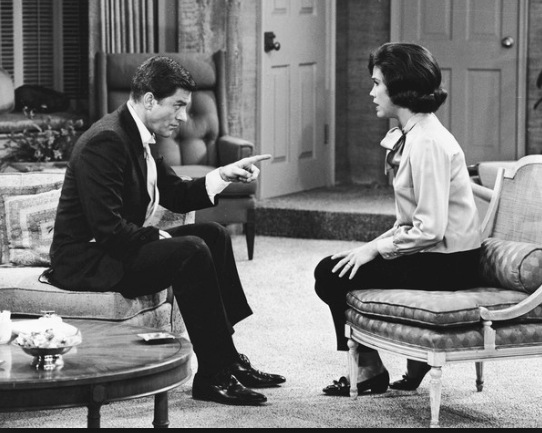 Classic TV Moms - Laurie Petrie in The Dick Van Dyke Show