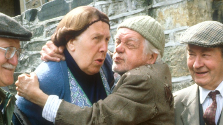 TV Legends: Nora Batty in Last of the Summer Wine