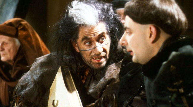 Black Adder Witchsmeller Pursuivant