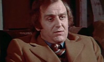 John Thaw in the episode Old Comrades.