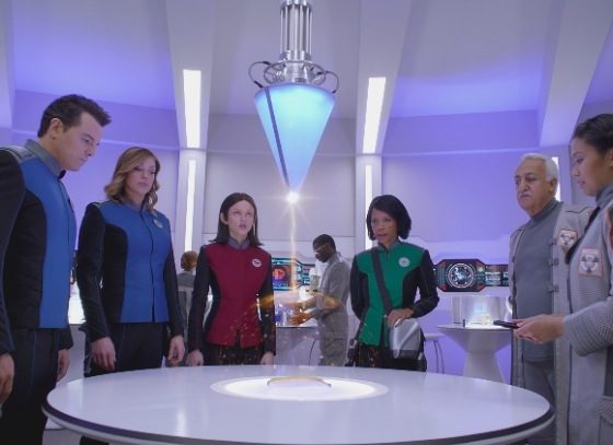 The Orville Fox 2017