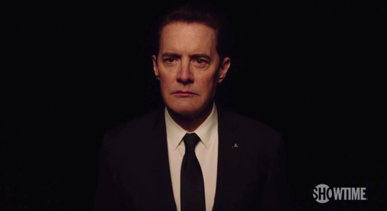 Twin Peaks 2017 Showtime Kyle McLachlan