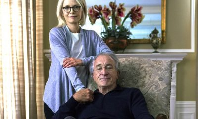 Wizard of Lies Robert De Niro and Michelle Pfeiffer in one off HBO drama.