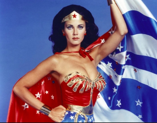 Classic TV Heroines Wonder Woman