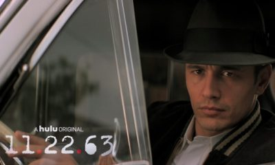 11.22.63. Hulu series starring James Franco