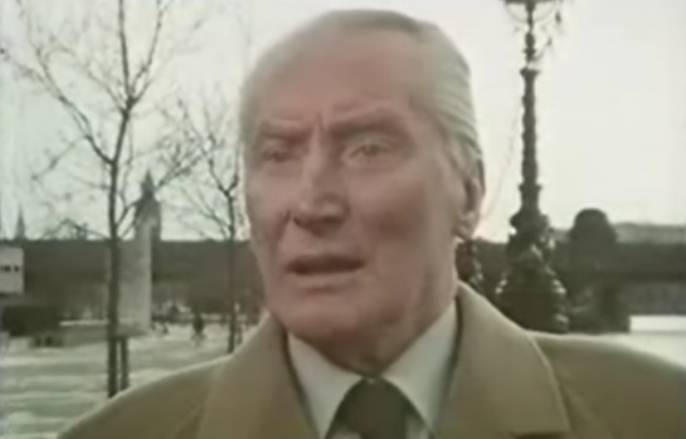 1990 Voice From The Past Richard Hurndall