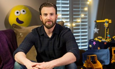 Bedtime Stories Chris Evans