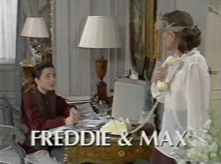 Freddie and Max