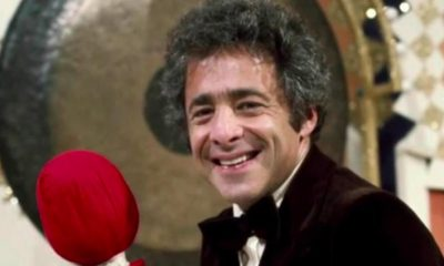 Chuck Barris host of The Gong Show