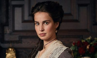 Poldark Series 3 Interviews Heida Reed