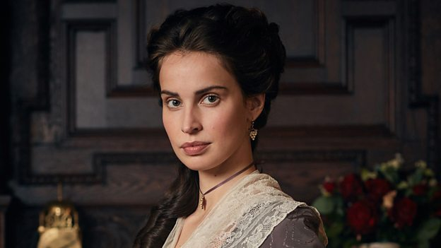Poldark Series 3 Interviews: Heida Reed
