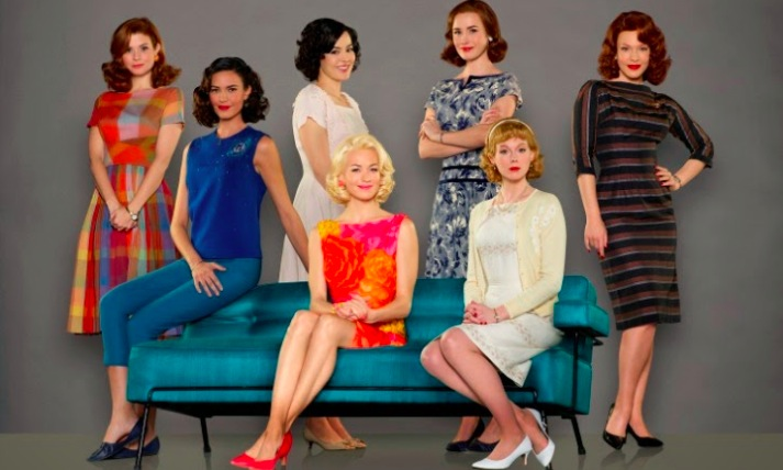 Astronaut Wives Club, The (ABC 2015, JoAnna Garcia Swisher, Yvonne Strahovski)