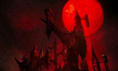 Castlevania Netflix 2017