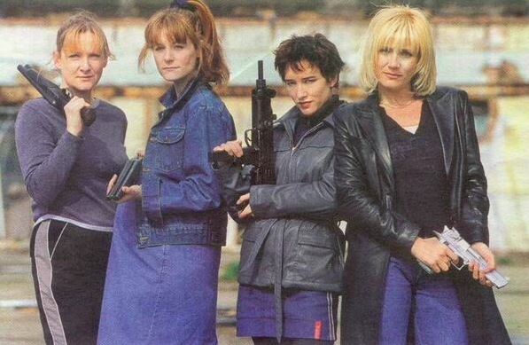 Daylight Robbery (ITV 1999, Michelle Collins, Lesley Sharp)