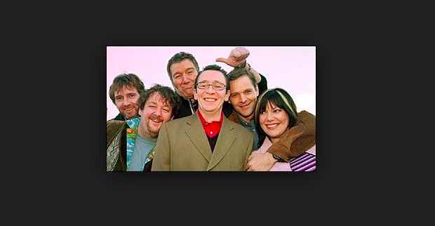 Happiness (BBC-2 2001-2002, Paul Whitehouse, Mark Heap)