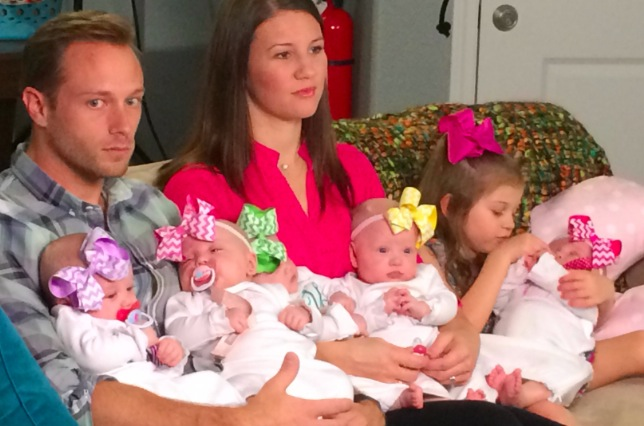 Outdaughtered (TLC 2016, Adam and Danielle Busby)