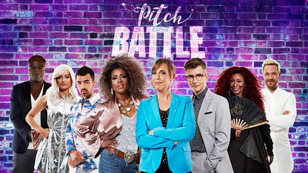Pitch Battle Episode 4 airs Sat 8 Jul on BBC-1