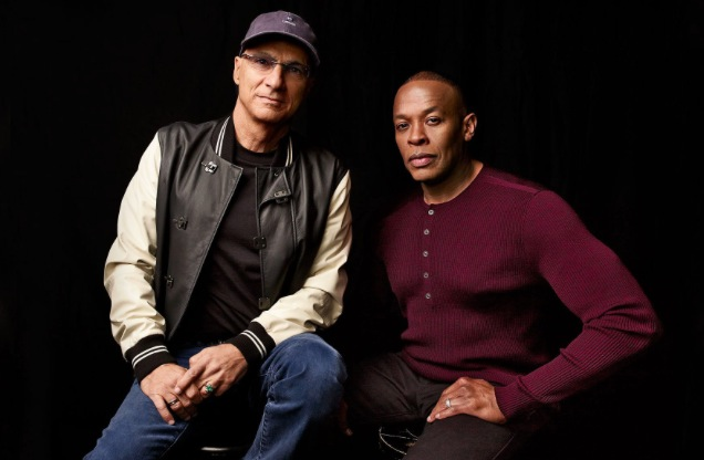 The Defiant Ones HBO 2017