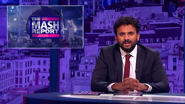The Mash Report BBC 2
