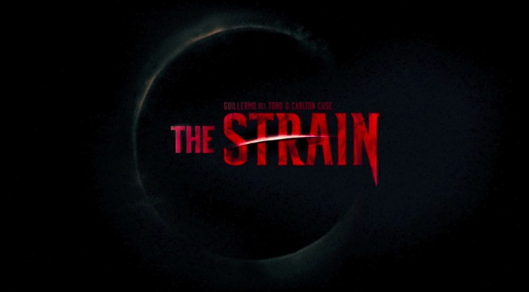 The Strain Title