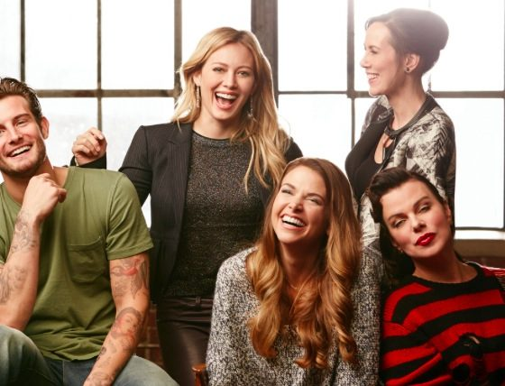 Younger (TV Land 2015, Sutton Foster, Hilary Duff)