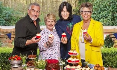 Great British Bake Off Channel 4 2017