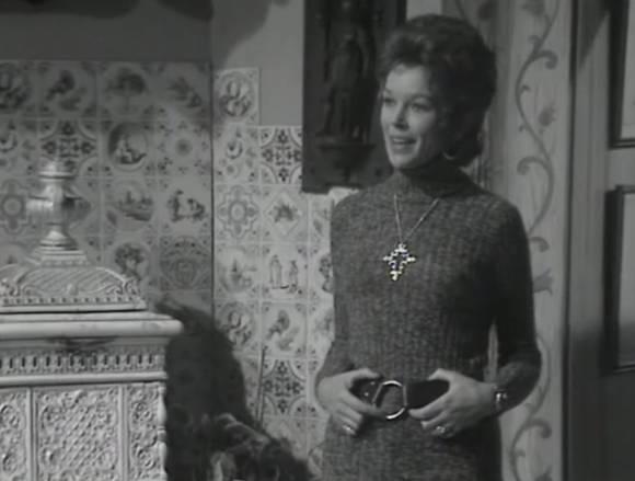 Hadleigh The Diplomat Dawn Addams