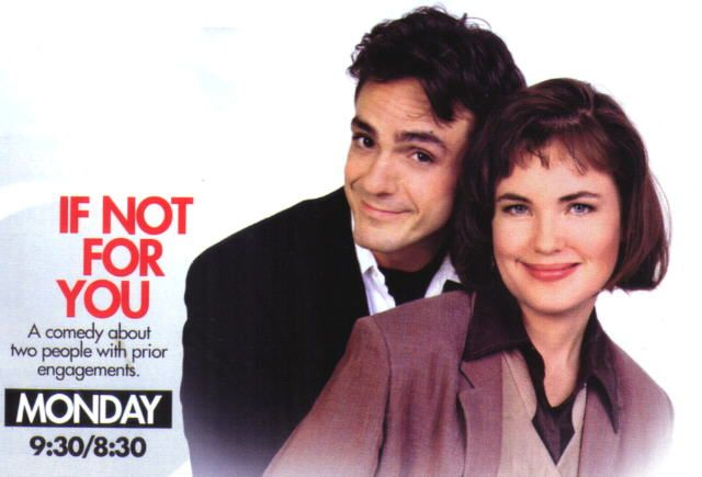 If Not for You (CBS 1995, Hank Azaria, Elizabeth McGovern)