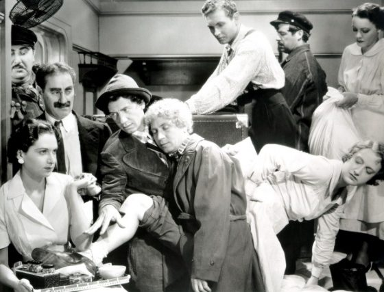 Classic Comedy Moments: The Stateroom Scene from A Night at the Opera