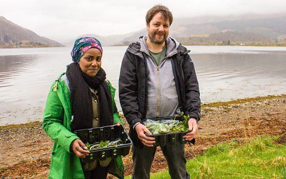 Nadiya's British Food Adventure Scotland