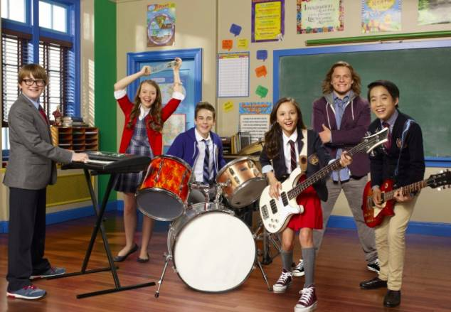 School Of Rock (Nickelodeon 2016, Breanna Yde, Ricardo Hurtado)