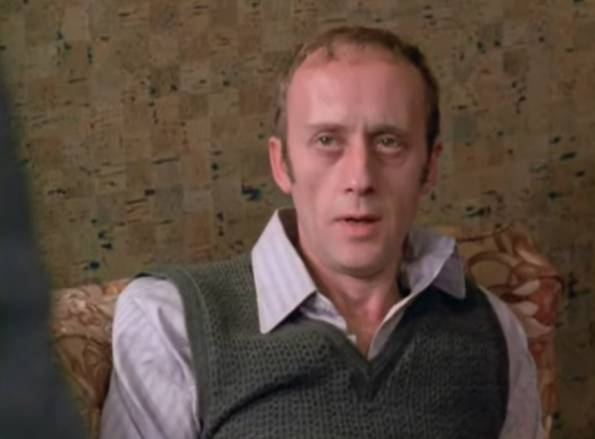 The Sweeney The Trap Kenneth Colley