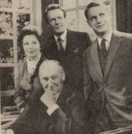 Family Solicitor Partners ITV 1961