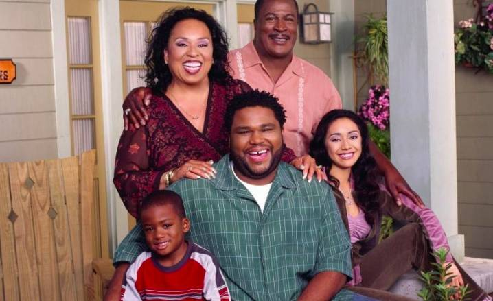 All About The Andersons (Warner 2003, Anthony Anderson, Roz Ryan)