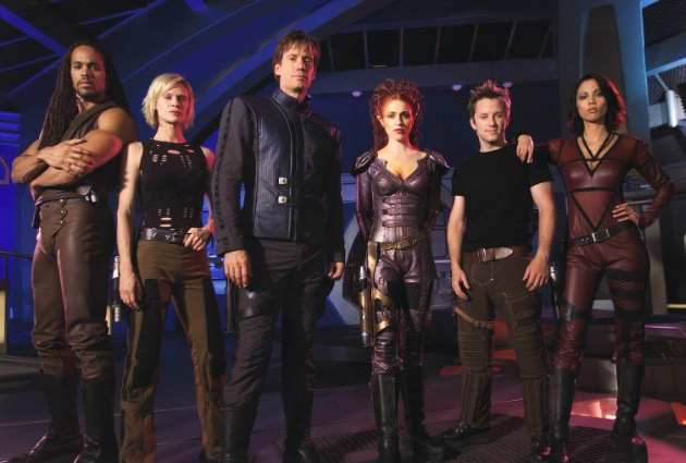 Andromeda Cast
