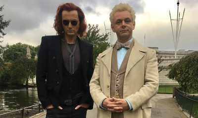 Good Omens BBC Amazon 2019