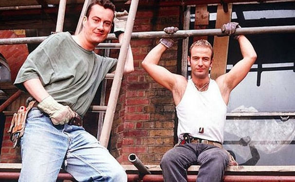 Grafters (ITV 1998-1999, Robson Green, Stephen Tompkinson)
