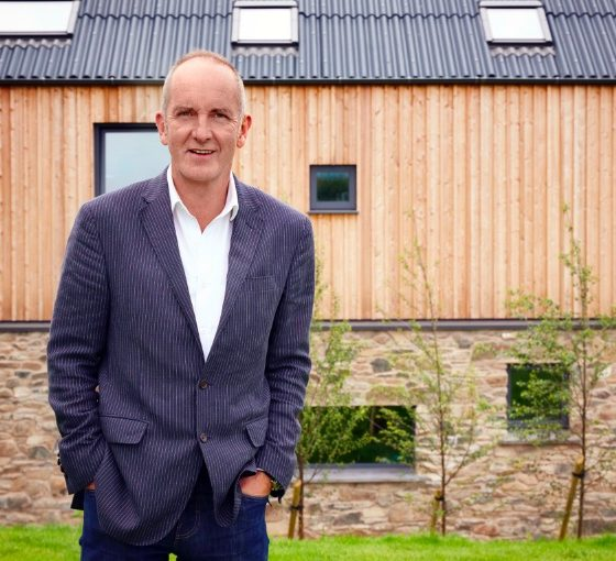 Grand Designs: County Down Shed