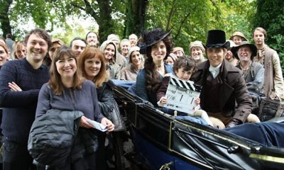 Poldark Series 4 Filming