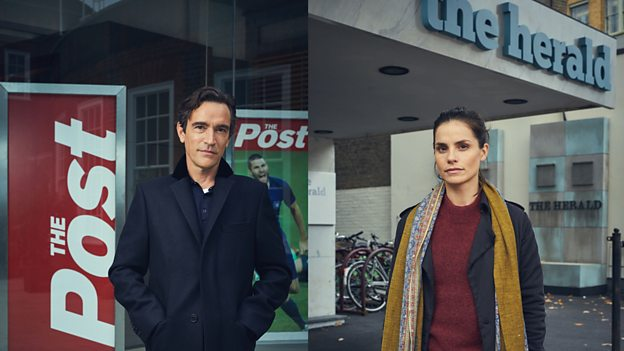 Press (BBC-1 2018, David Suchet, Charlotte Riley)